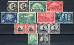 USA, 1923/6, MH And Used - Usados