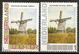 Pays-Bas Netherlands 2013 Moulin Keldonk Windmill MNH ** - Period 1980-... (Beatrix)