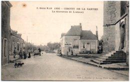 72 CIRCUIT DE LA SARTHE - La Traversée De LAMNAY - Frankrijk