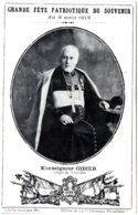78 VERSAILLES - Grande Fête Patriotique Du Souvenir Du 3 Août 1913 - Monseigneur Gibier évêque De Versailles - Versailles