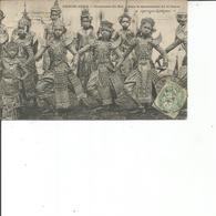 PHNOM PENH DANSEUSES DU ROI - Cambodia