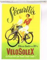 PUBLICITE VELOSOLEX - Advertising