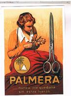 PUBLICITE    CISEAU PALMERA  PIN UP - Publicité
