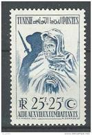 "Tunisie YT 337 "" Aide Aux Vieux Combattants "" 1950 Neuf** - Tunisia (1888-1955)"
