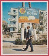 Publicité Pour Le Petit Livre Rouge (ici Jaune) De Mao Tsé-toung. Albanie. Encyclopédie De 1970. - Autres