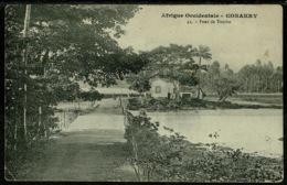 Ref 1261 - Early Postcard - Poste De Tombo - Tombo Post Office Conakry Guinea - Guinea