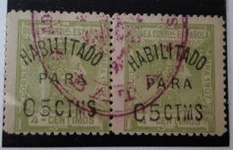 Guinea N58V - Guinea Española