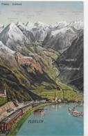 AK 0129  Flüelen Mit Gotthard-Strasse / Verlag Goetz Um 1910-20 - UR Uri