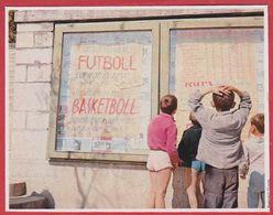 Affichage Sportif. Albanie. Encyclopédie De 1970. - Autres