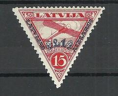 Lettland Latvia 1931 Michel 191 A * - Latvia