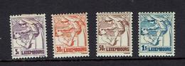 LUXEMBURG...1920's...mh - Unused Stamps