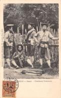 Vietnam - Hanoï / 16 - Tirailleurs Tonkinois - Belle Oblitération - Viêt-Nam