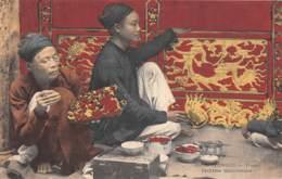 Vietnam - Hanoï / 17 - Peintres Décorateurs - Viêt-Nam
