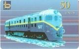 NORTH KOREA : 50u Train Mint   (multiple Bid) - Corée Du Nord