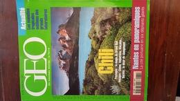 GEO Un Nouveau Monde De La Terre Nombre 12 VENDU A L UNITE - Books, Magazines, Comics