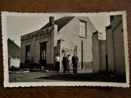 Oude Foto  Er Staat Te Lezen SA.  LASERICA  DE  WATERLOO   Enz . - Places