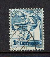 LUXEMBURG...1920's...used...slight Tear - Luxembourg