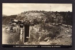 HARTMANNSWILLERKOPF - Fortification Du Sommet -Monument National, Souvenir Français - - France