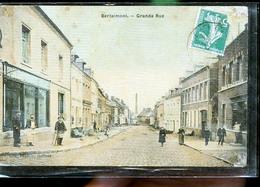 BERLAIMONT CP TOILEE              JLM - Berlaimont
