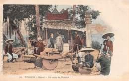 Vietnam - Hanoï / 35 - Un Coin De Marché - Viêt-Nam
