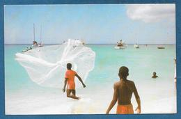 BARBADOS NET FISHING WEST INDIES UNUSED - Barbados