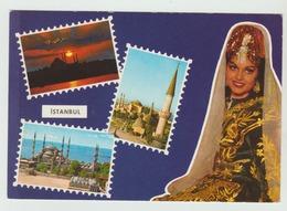 20.11.1976  -  AK/CP/Postcard  -  Türkei / Istanbul  -  Siehe Scans  (tur 001) - Türkei