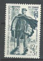 "Tunisie YT 334 "" Journée Du Timbre "" 1950 Neuf** - Tunisia (1888-1955)"