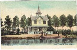 UITBERGEN-DONCK - Berlare - Villa Prétoria - Edit. Pr. Van De Velde, Calcken - Berlare