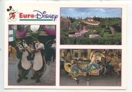 Euro Disney (1994) Puis Disneyland Paris : Fantasyland - Disneyland