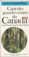 CANADA (OUEST) - ETATS-UNIS (NORD-OUEST - CARTES ROUTIÈRES (1973) - Cartes Routières