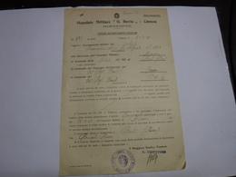 CANOSA    -- BARI  ----   OSPEDALE MILITARE  G. BOVIO - Italie