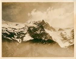 Col De Montagne à Identifier 13 X 10 - Places