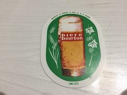 Ancienne Étiquette 1.1 BIÈRE BRASSERIE BOURBON ST DENIS ILE DE LA RÉUNION - Bière