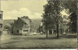 LIEGE - Ste Walburge -- Le Carrefour Des Rues Des Glacis De La Chaîne Et Du Général Collyns.     (2 Scans) - Liege