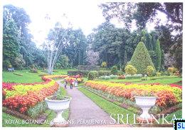 Sri Lanka Postcards, Royal Botanical Garden, Peradeniya, Postcrossing - Sri Lanka (Ceylon)