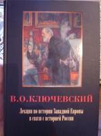 Russian History - In Russian - Klyuchevsky V. Lectures On The History Of Western Europe In Connection With The History O - Livres, BD, Revues