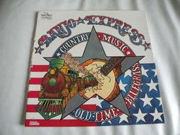 Country Music - Banjo Express (Titres Sur Photos) - Vinyle 33 T LP - Country & Folk