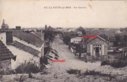 CPA LA FAUTE SUR MER (85) VUE GENERALE. Voir Scan - France