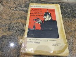 Oostende Onder De Duitse Bezetting '14-'18 (A. Elleboudt) - Books, Magazines, Comics