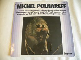 Michel Polnareff (Titres Sur Photos) - Vinyle 33 T LP - Vinyl Records