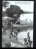 Niger, Laveuses Sur Les Bords Du Fleuve - Niger