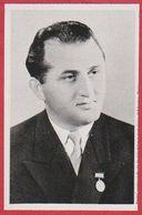 Shefget Masaraj (1914-1986). Publiciste, Reporter Et Poète. Albanie. Encyclopédie De 1970. - Vieux Papiers