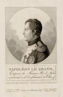 CARTE POSTALE PORTRAIT  NAPOLÉON LE GRAND EMPEREUR DES FRANÇAIS ET ROI D'ITALIE - Personen