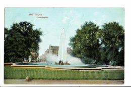 CPA - Carte Postale -  Pays Bas - Amsterdam- Frederiksplein-1909- S4962 - Amsterdam
