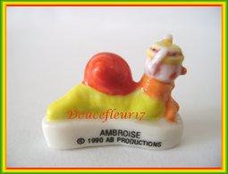 Manège Enchanté 1990 AB Productions ... Amboise... Ref : AFF : 75-1999... (Pan 0030) - Dessins Animés