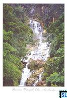 Sri Lanka Postcards, Ravana Waterfall, Ella, Postcrossing - Sri Lanka (Ceylon)