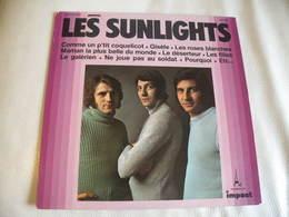 Les Sunlights (Titres Sur Photos) - Vinyle 33 T LP - Vinyl Records