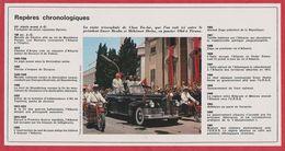 Repères Chronologiques. Albanie. Encyclopédie De 1970. - Vieux Papiers