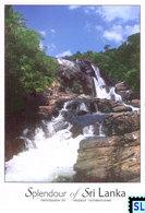 Sri Lanka Postcards, Beacus, Horton Plains, UNESCO, Postcrossing - Sri Lanka (Ceylon)