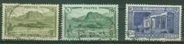 FRANCE COLONIES - Réunion  Poste YT N° 137 140 142 Oblitérés - Réunion (1852-1975)